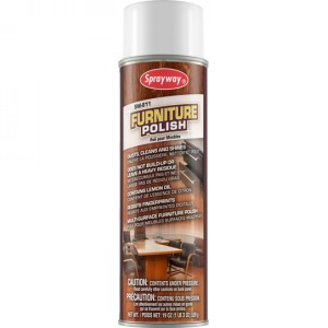 Sprayway Furniture Polish Image 1