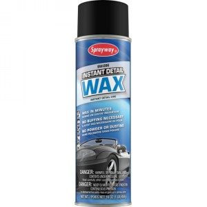 Sprayway Instant Detail Wax Image 1