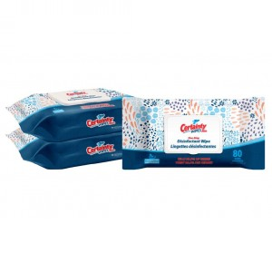 Certainty Disinfectant Wipes Flat Pack Image 1