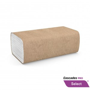 SELECT Multifold White Paper Towel  Image 1