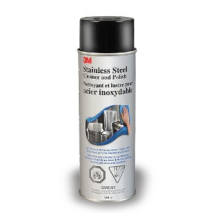 3M Stainless Steel Cleaner (case) Image 1