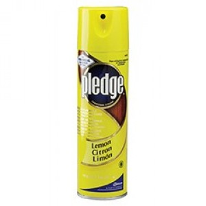 Lemon Pledge  Furniture Polish Image 1
