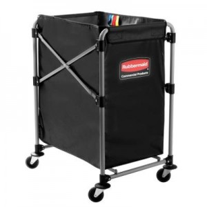 Rubbermaid Collapsible X-Cart Image 1