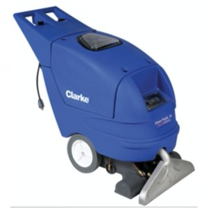 EX40 18LX Self Contained Carpet Extractor Image 1