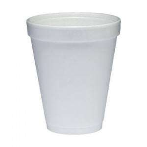 10 oz. Foam Cups Image 1
