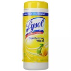 Lysol Wipes - Citrus