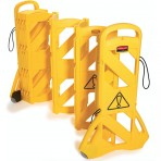 Rubbermaid Mobile Barrier