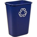 Rubbermaid Recycling Waste Baskets