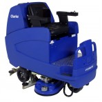 Ride-On Automatic Scrubbers