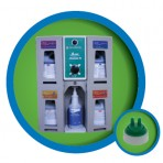 SNAP E-Z Mix Automatic Dilution Dispensers